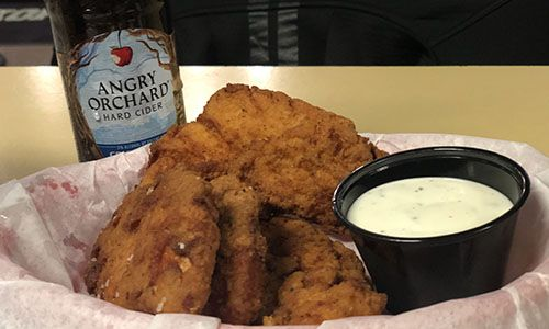 Image of the Chicken Tenders at Shakopee Bowl