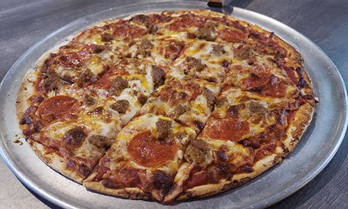 Image of the Sausage & Pepperoni at Shakopee Bowl